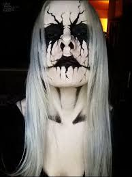 best 25 scary face paint ideas on pinterest all the best gore