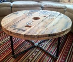 Unique Coffee Table Diy Unique Round Coffee Tables From Recycled Materials Hag Design