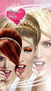 makeup hair salon makeup hair salon pic editor android apps on play