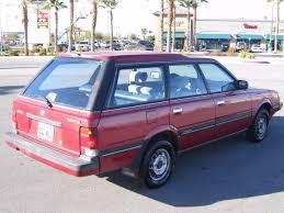 1992 subaru loyale sedan mel lapid