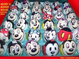 mickey mouse easter eggs 108 best easter images on easter ideas easter crafts