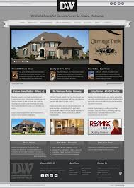 10 best images of home website builder templates home builders