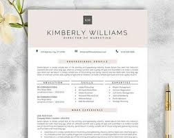 buy resume template cv word template buy professional resume template cover letter cv