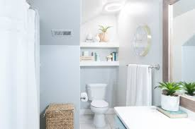 Teal Bathroom Decor by Kids U0027 Bathroom Remodel With Pops Of Light Turquoise Yellow And