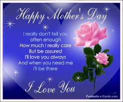 mothers day greetings home