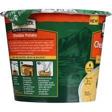 bear creek country kitchens cheddar potato soup mix 1 9 oz