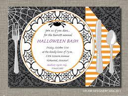 halloween invitation pictures halloween dinner invitations u2013 fun for halloween