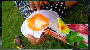 Garden Crafts To Make - how to make flower garden crafts with paper youtube