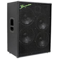 lightweight bass speaker cabinets bergantino hdn410 lightweight neo bass guitar speaker cabinet reverb