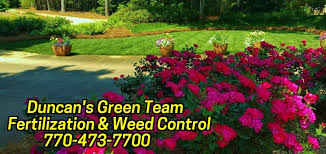 Landscaping Peachtree City Ga by Duncan U0027s Greenteam Lawn Care Fertilizing Weed Control Programs