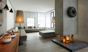 fireplace interior design wiesergut hinterglemm austria design hotels