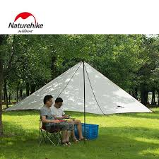 Camping Tent Awning Aliexpress Com Buy Naturehike Sun Awning Tents Pentagons Outdoor