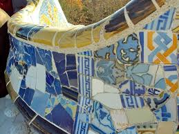 Serpentine Bench 25 Best Mosaic Benches Walls Images On Pinterest Mosaic Benches