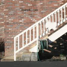 Wood Banister Upper Wood Banister Handrail Problem