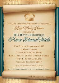 royalty themed baby shower royal baby shower invitations blueklip