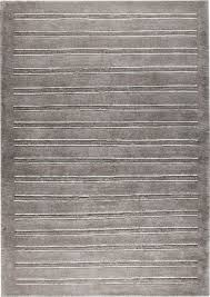 Grey Modern Rugs Chicago Grey Rug From The Pangea Textured Rugs Collection At