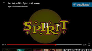 spirit halloween 2017 locations spirit halloween 2017 levitator sneak peek youtube