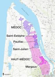 Bordeaux France Map by Wine Maps U2014 Fernando Beteta Ms