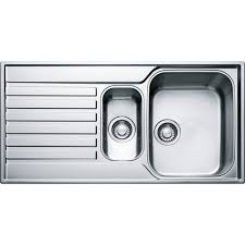 Franke Ascona ASX Stainless Steel Kitchen Sink Sinks - Frank kitchen sink