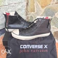 Jual Sepatu Converse Varvatos jual converse varvatos zip black ox blood size 44 45