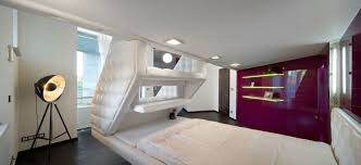recessed lighting in bedroom unique bedroom ideas with glossy purple accent wall and simple