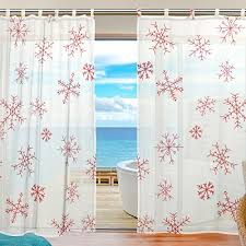 ingbags bedroom decor living room decorations snowflake pattern