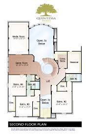 1239 martin st 2nd flr jpg this plan offers high ceilings spiral stair case and beautiful entry coffers