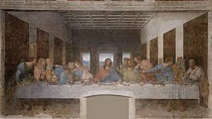 Leonardo Da Vinci Drapery The Last Supper Leonardo Da Vinci Wikipedia