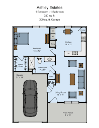 ashley estates 1 bed with garage haag management inc