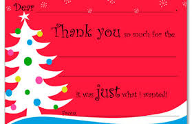christmas thank you cards treetop kids christmas stationery thank you cards 17830