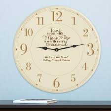 personalized anniversary clocks personalized clocks at personal creations