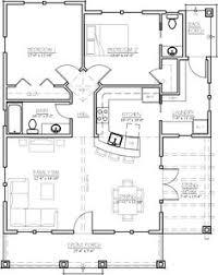 Cabin Plans Under 1000 Sq Ft Small House Plans Under 1000 Sq Ft House Design Pinterest
