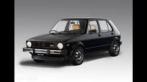 black volkswagen gti volkswagen gti 35 anniversary edition