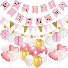 birthday decorations joyin happy birthday party supplies set 100