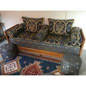 canape marocain salon marocain pas cher ou d occasion sur priceminister rakuten