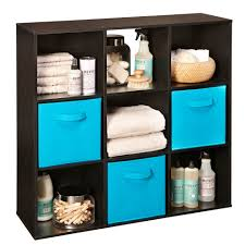 Laundry Room Storage Units by Minimalist Laundry Room With Storage Wooden Cubes Ideas 9 Cube