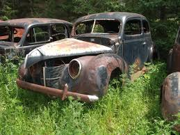 Vintage Ford Truck Salvage Yards - sharkey u0027s salvage is full of field finds hotrod hotline
