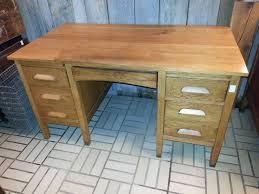 Small Vintage Desk Office Desk Vintage Wood Desk Vintage Style Desk Vintage Corner
