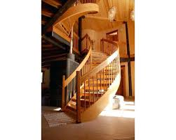 Spiral Staircase Handrail Covers Spiral Staircase Wood Tread Covers Lj Smith Spiral Stairways