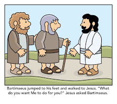 Blind Bartimaeus In The Bible Tbt Blind Bartimaeus Slideshow