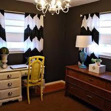 White Chevron Curtains Chevron Curtains Design Ideas