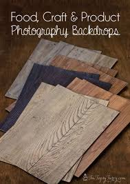 a blogging 101 series photography backdrops faux wood placemats