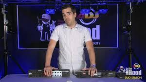 american dj duo station lighting controller american dj under the hood duo station youtube