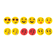 claires earrings emoji stud earrings pack 5 s us