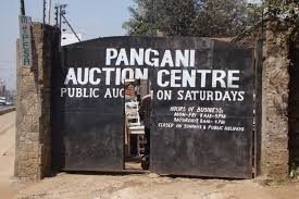 public auctions of used goods furniture and equipment
