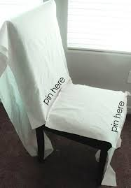 Dining Room Chair Seat Covers Patterns Best 25 Dining Chair Slipcovers Ideas On Pinterest Dining Chair