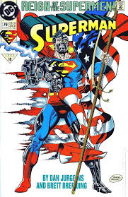 comic books u0027reign supermen u0027