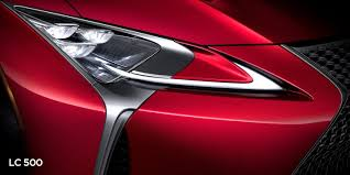 lexus lf lc tail lights lexus lc500 vs lexus lf lc concept styling faceoff photos 1