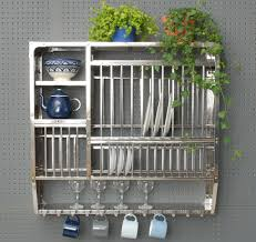 Kitchen Cabinet Plate Rack Storage Stainless Steel Plate Rack Large U2026 Pinteres U2026