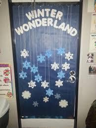 Winter Wonderland Themed Decorating - 14 best door themes images on pinterest classroom door